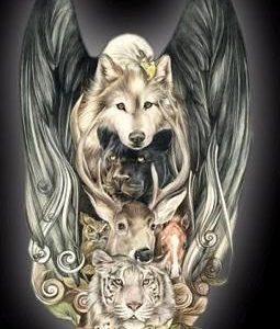 Spirit Animal Scents